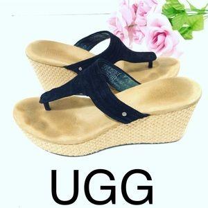 UGG Wedges Sandals size 8.5